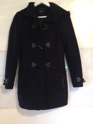Vero Moda Duffle-coat noir