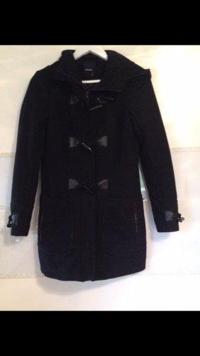 Vero Moda Duffel Coat black