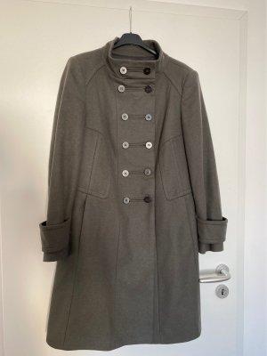 Mantel von Zara Basic in Größe L