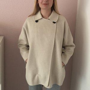 Mantel von Zara beige M 38