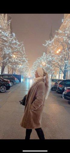 Mantel von Zara Gr. L