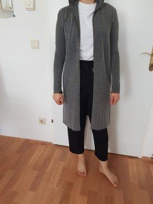 Zara Coat Dress grey-dark grey