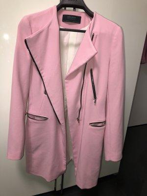 Mantel von Zara Rosa/ Pink