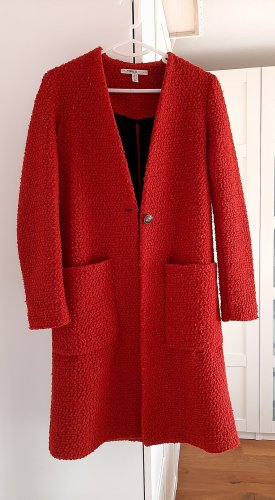 Mantel von Zara, Rostrot, Gr. XS