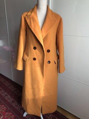 Zara Studio Winterjas oranje