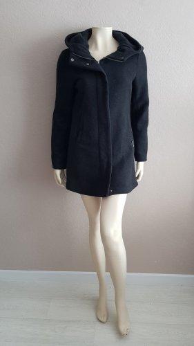 Hailys Geklede jurk zwart-antraciet