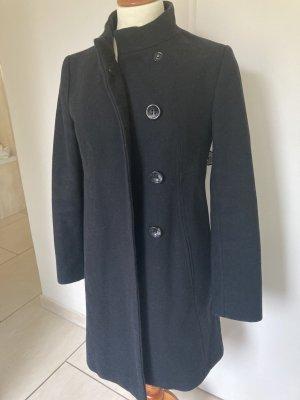 Mantel, Wollmantel, Größe 34