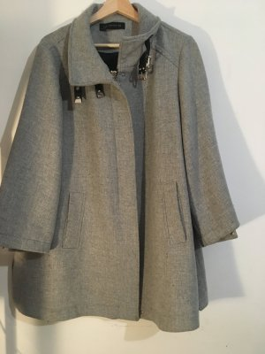 Zara Coat Dress light grey