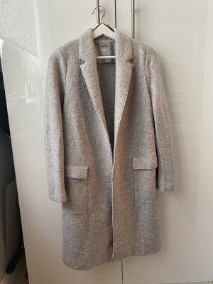 Zara Wool Coat grey