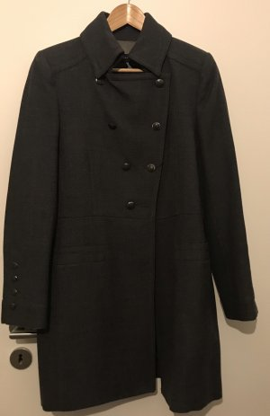 Mantel Zara Military Style