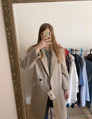 Mantel Zara Neu Wolle M