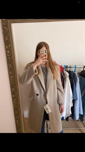 Zara Wełniany sweter Wielokolorowy