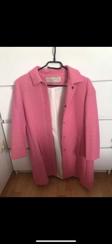 Mantel ZARA rosa