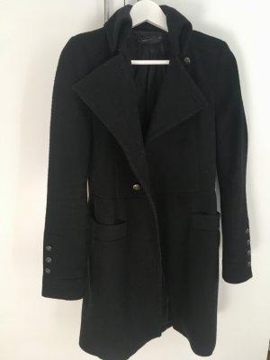 Mantel | Zara | schwarz