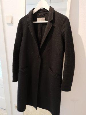 Zara Wool Coat black