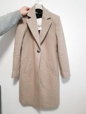 Mantel Zara Wolle S