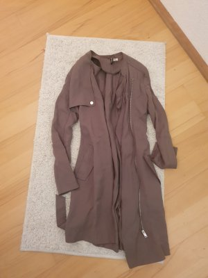 Devided von H&M Robe manteau kaki