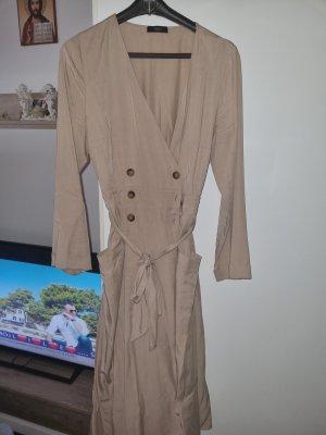 Yessica Sukienka płaszczowa kremowy