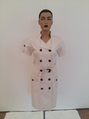 Carolina Herrera Geklede jurk wit