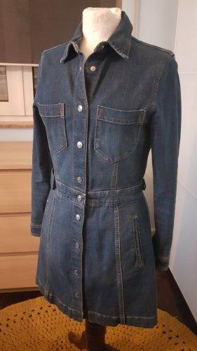 H&M Robe manteau bleu