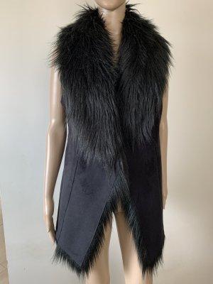 Mar Cain faux fur vest