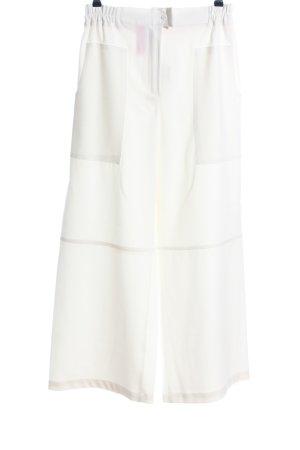 Marc Abbas Culottes white casual look