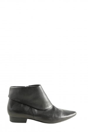 MARC Ankle Boots schwarz Business-Look