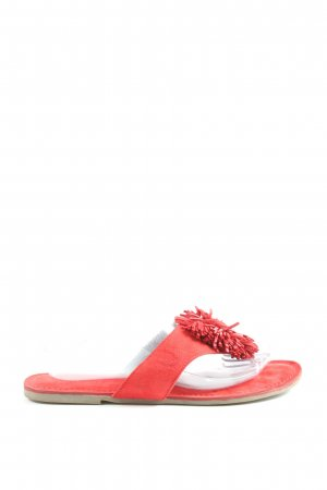 MARC art of walking Sandalias Dianette rojo look casual