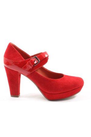 MARC art of walking High Heels rot Casual-Look