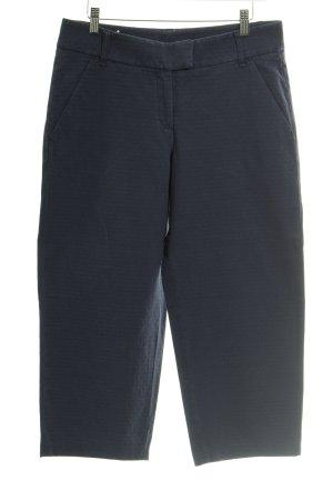Marc Aurel 7/8 Length Trousers dark blue casual look