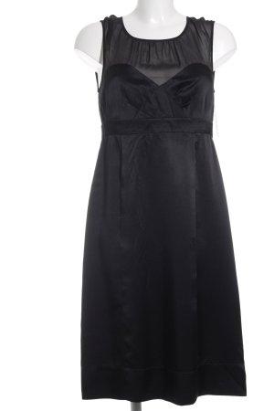 Marc Aurel Abendkleid schwarz Elegant