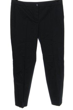 Marc Aurel Pantalone da abito nero stile casual