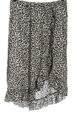 Marc Aurel Asymmetry Skirt allover print casual look