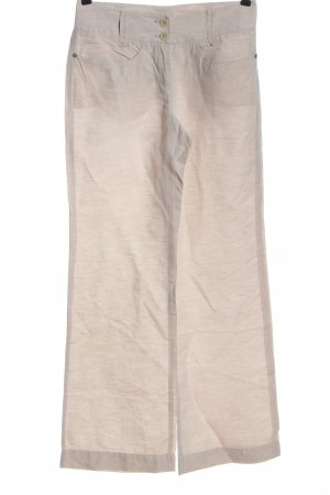 Marc Aurel Pantalone largo crema stile casual