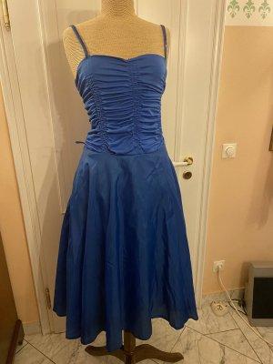 Marc Aurel Sukienka gorsetowa niebieski neonowy