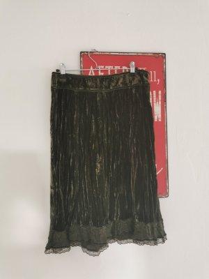Marc Aurel Jupe corolle vert forêt