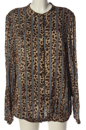 Marc Aurel Koszulowa bluzka Na całej powierzchni W stylu casual