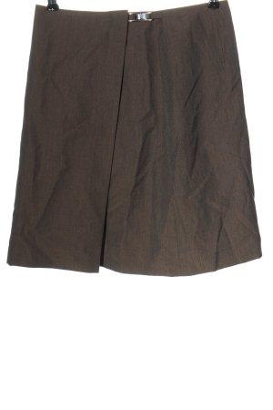 Marc Aurel High Waist Skirt brown casual look