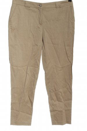 Marc Aurel Low-Rise Trousers nude casual look