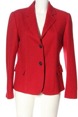 Marc Aurel Klassischer Blazer rot Business-Look