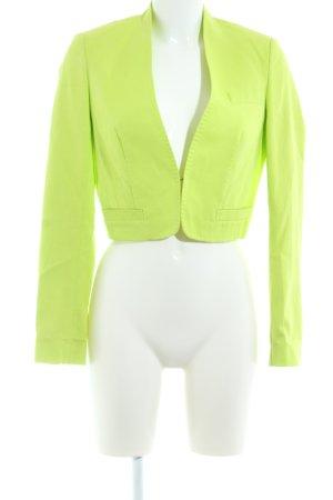 Marc Aurel Korte blazer groen casual uitstraling