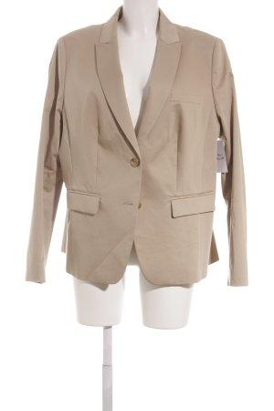Marc Aurel Kurz-Blazer beige Business-Look