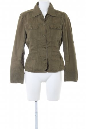 Marc Aurel Langarmhemd khaki Casual-Look
