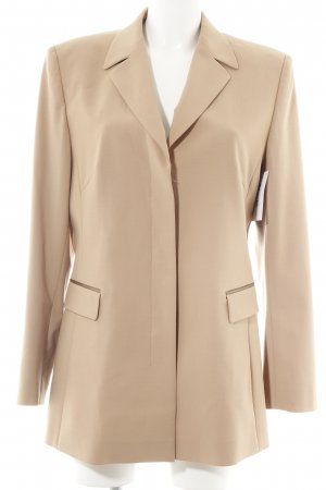 Marc Aurel Long-Blazer nude Business-Look