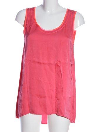 Marc Aurel Camicetta lunga rosa stile casual