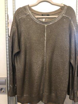 Marc Aurel metallic Pullover