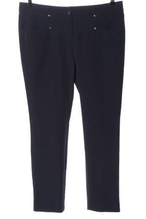 Marc Aurel Jersey Pants black classic style