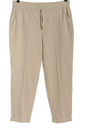 Marc Aurel Pantalone jersey crema stile casual