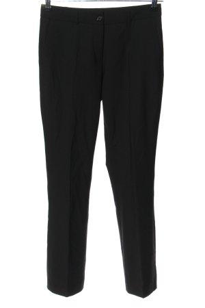Marc Aurel Jersey Pants black business style