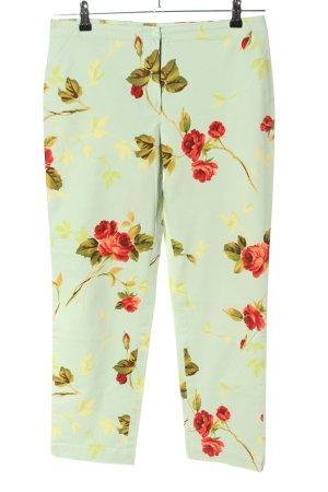 Marc Aurel Jersey Pants allover print business style